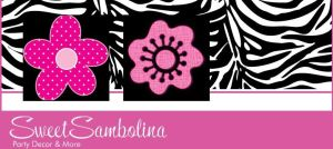 SweetSambolina- Party Decor & More Party Décor & More. Handmade party decorations for all occasions/events.