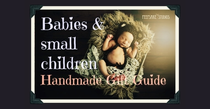 Babies & Small Children gift guide
